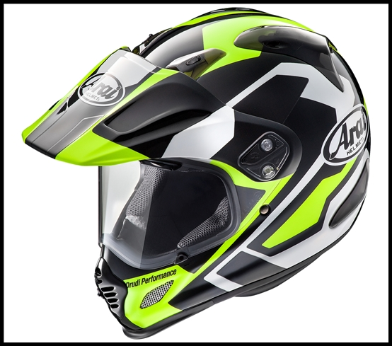 Arai XD-4 Explore Helmet - RevZilla