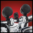 BBP BLACK AMPLIFIED HANDLEBAR SPEAKER KIT