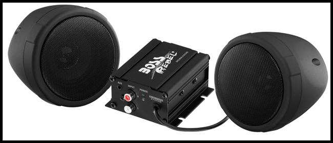 Sierra Electronics Boss Audio Systems 600 Watt Motorcycleatv Rhsierramc: Boss Audio Bluetooth Sound System At Gmaili.net