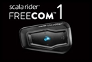 CARDO SCALA RIDER FREECOM 1 BLUETOOTH HEADSET