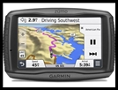 GARMIN ZUMO 595LM GPS SYSTEM WITH FREE TIRE PRESSURE MONITOR