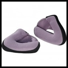 HJC REPLACEMENT INTERIOR CHEEK PADS FOR IS-MAX HELMET