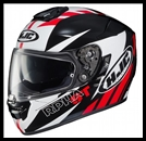HJC RPHA-ST FULL-FACE HELMET - RUGAL MC-1