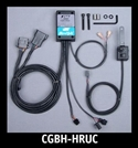 J&M Custom BluHub Bluetooth Cell/Smart-Phone/GPS Terminal for 2006-2013 Harley Ultra