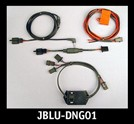 J&M Stereo Bluetooth Dongle with Radar Audio Interrupt