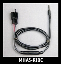 I-Phone/Blackberry Input Cable for the MHAS-2008