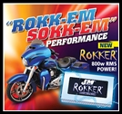 ROKKER HARLEY AUDIO