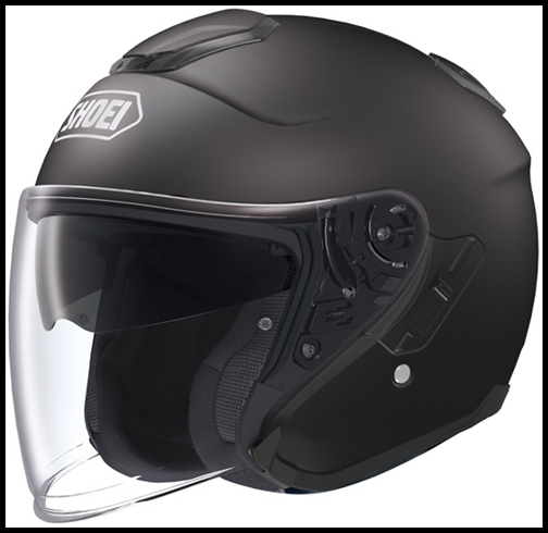 f3b8cebc Sierra Electronics | SHOEI J-CRUISE OPEN-FACE HELMET WITH FACE ...