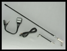 SIERRA AM/FM/CB SOLO ANTENNA KIT FOR 2006 - 2010 HONDA GL-1800 GOLDWING