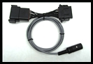 Sierra Adapter Harness for Sena FreeWire to 1998 - 2013 Harley-Davidson Ultra