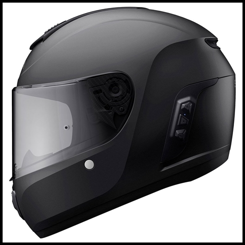 SENA MOMENTUM LITE BLUETOOTH INTEGRATED FULL-FACE HELMET