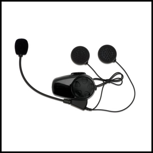 SENA SMH10 Motorcycle Bluetooth Headset/Intercom - Bell MAG-9 / Qualifier DXL