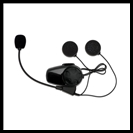 SENA SMH10 Motorcycle Bluetooth Headset / Intercom For Bell MAG-9 / Qualifier DXL