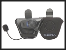 SENA SPH10H-FM Bluetooth Stereo Headset & Intercom with Built-in FM for Half Helmets