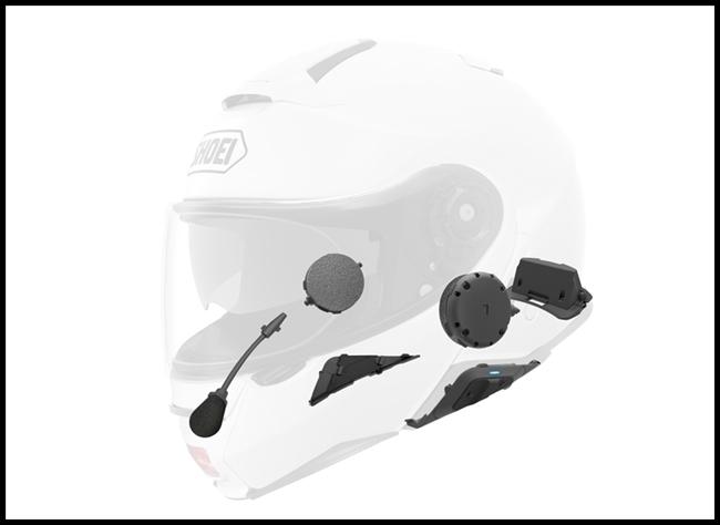 d459b896 Sierra Electronics   SENA SRL ( Shoei Rider Link ) Motorcycle ...