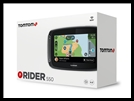 TomTom Rider 550 Motorcycle GPS System