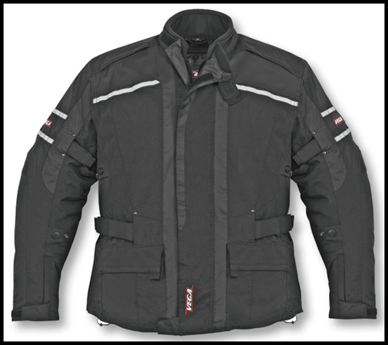 Vega Motorcycle Gear Vega Technical Gear Mk3 Jacket