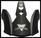 VEGA MIGHTY X JR. OFF-ROAD HELMET - REPLACEMENT ACCESSORIES